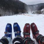 Sněžné brusle jsou alternativou k lyžování